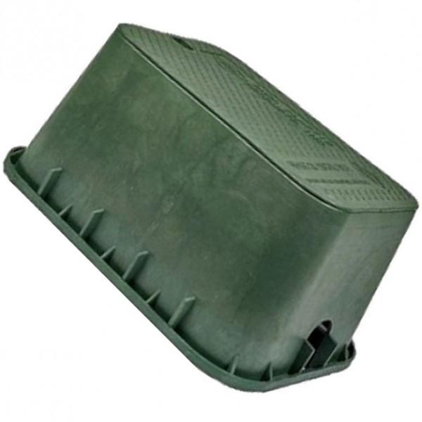 Ventilkasten bzw. Ventilbox für die unterirdische Montage der HUNTER Magnetventile
