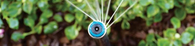 MP-Rotatoren Streifen- Bewässerung