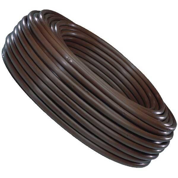 Feco-Drip Tropfrohr 50 m lang | Tropfer-Abstand 30 cm, Wasserabgabe je Tropfer 2,3 Liter / Stunde