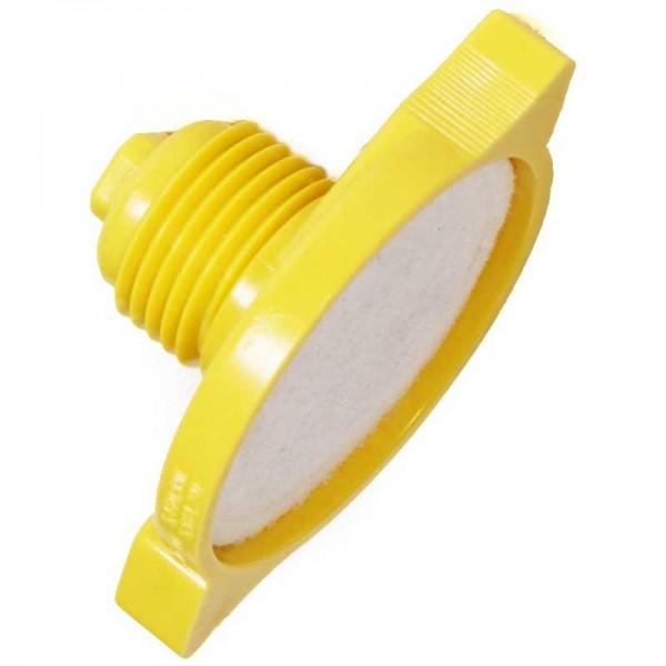 Automatisches Entleerungsventil für das PE-Rohrsystem